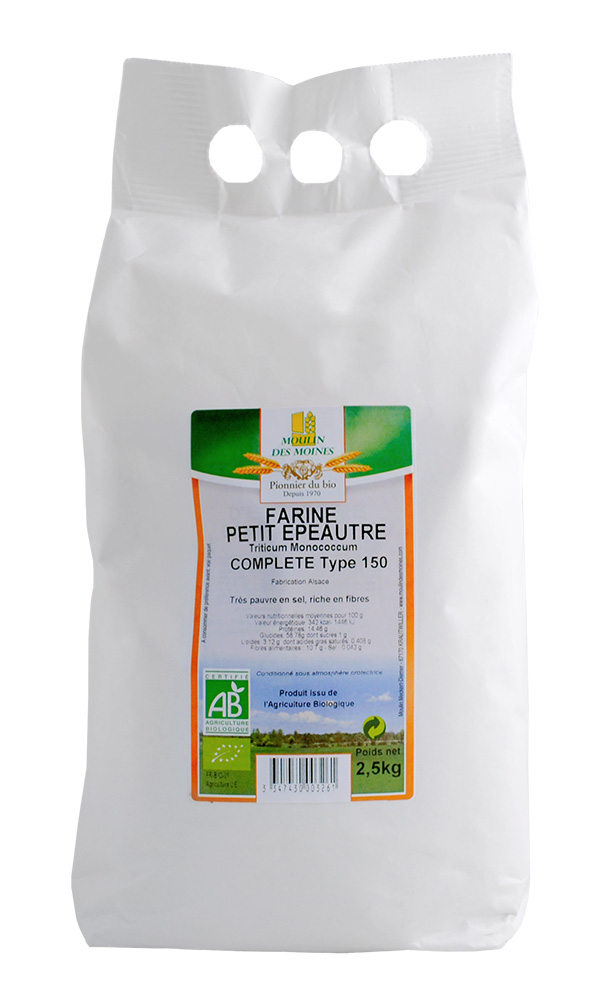 FARINE PEP CPT T150 MDP 2.5KG AB