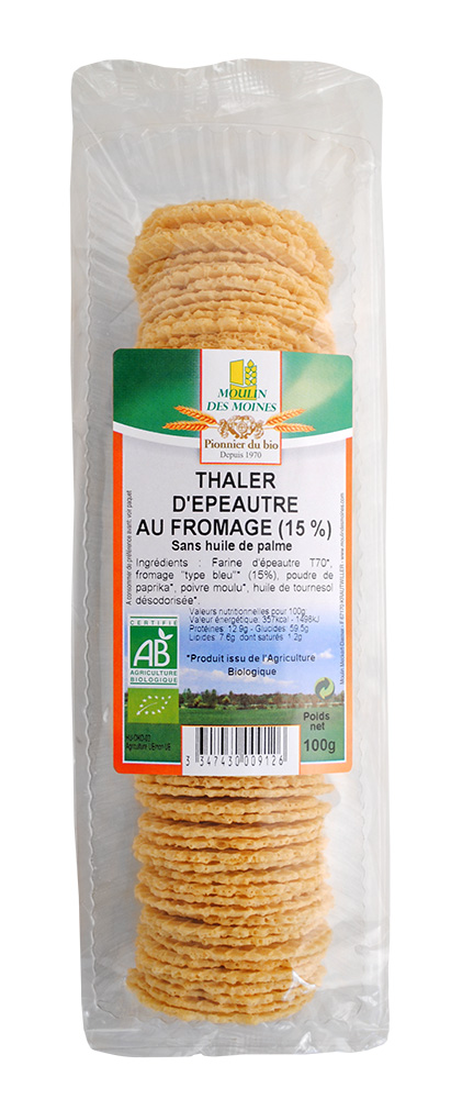 THALERS EPEAUTRE FROMAGE 100G AB