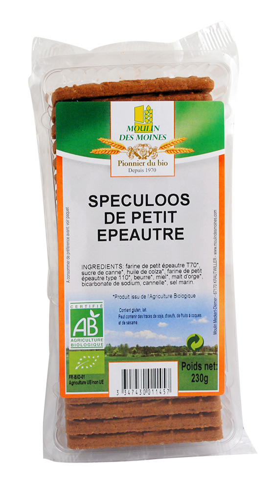 SPECULOOS PETIT EPEAUTRE 230G AB