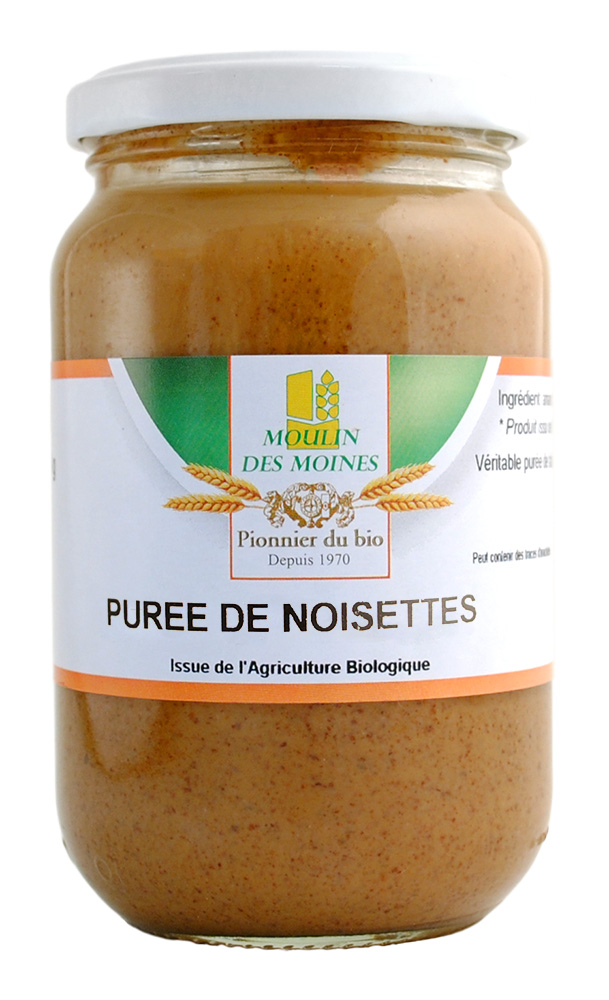 PUREE NOISETTE CPTE 350G AB