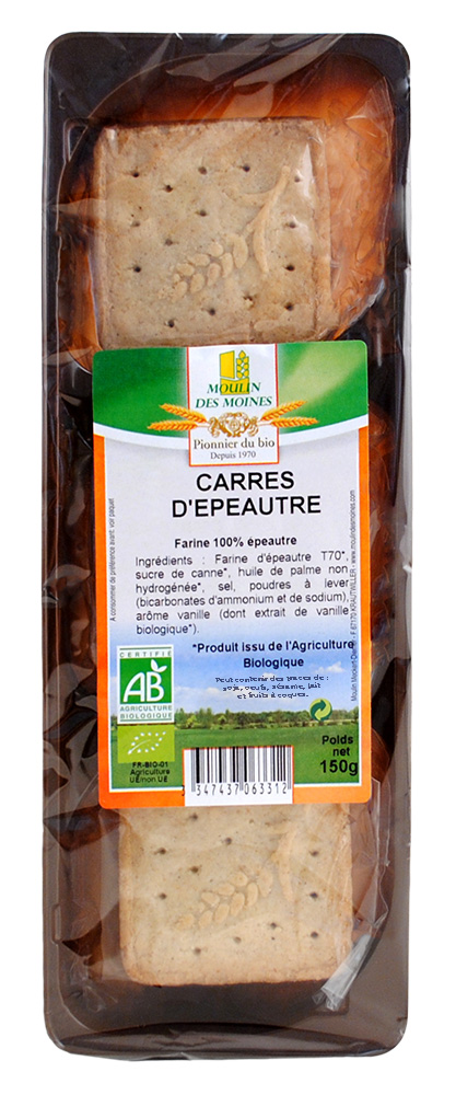 CARRES EPEAUTRE 150G AB