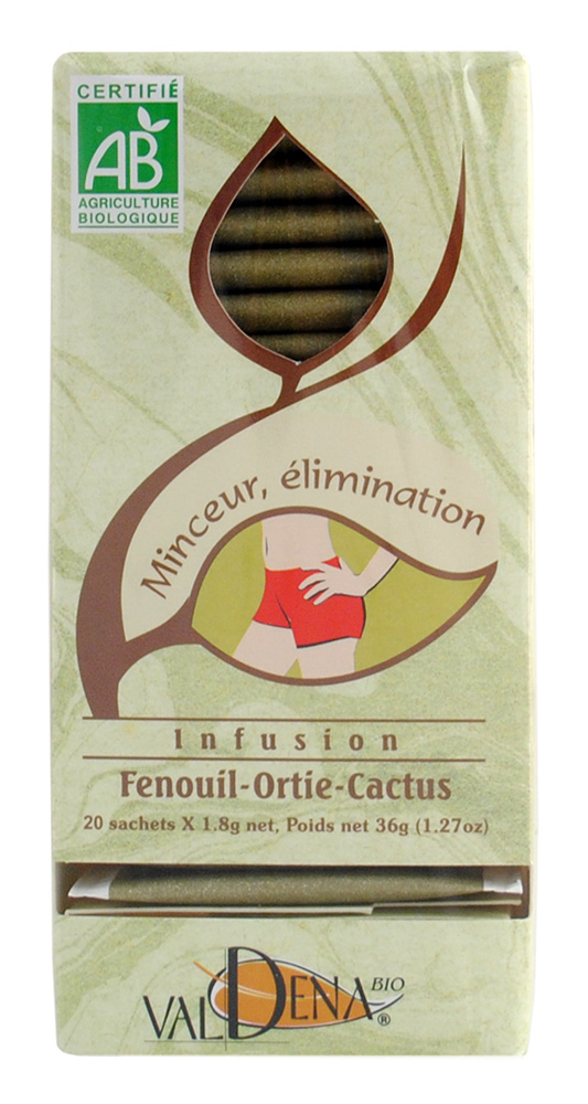 INFUSION ORTIE FENOUIL CACTUS N?2 AB
